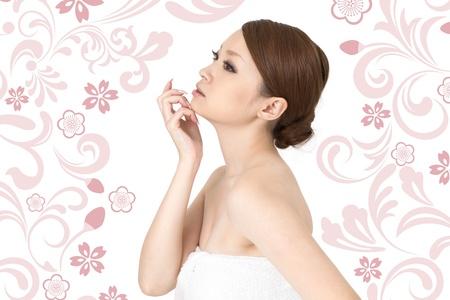 Beautiful young woman Stock Photo - 11897806