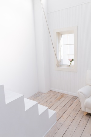 White space. Stairs Stock Photo - 12034994