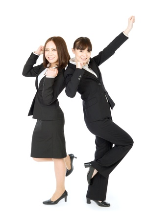 Beautiful business women