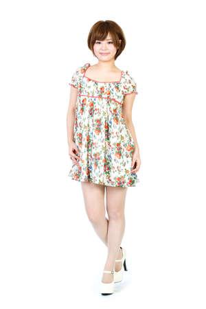 Beautiful young woman Stock Photo - 12629649
