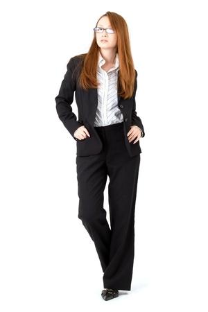 Beautiful business woman  Portrait of asian woman  Stock Photo