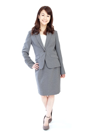 Beautiful business woman Stock Photo - 13406766