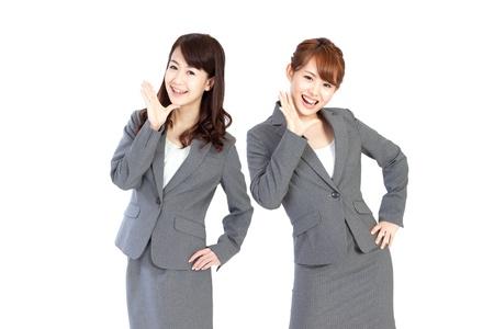 Beautiful business women Stock Photo - 13406810