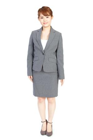 Beautiful business woman Stock Photo - 13756731