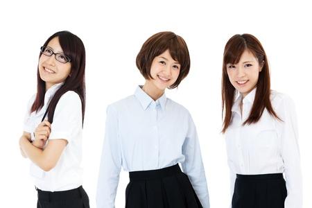Beautiful business women Stock Photo - 14873809