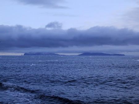 sea, water, nature, blue, island, shore, world, sky Stock Photo