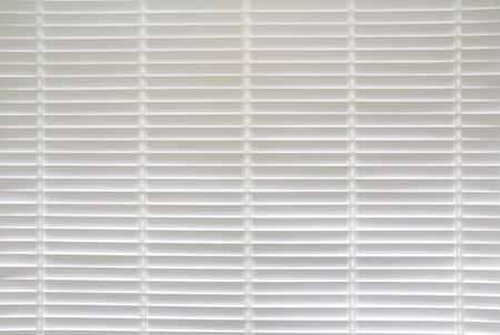white window curtain, venetian blind,Blinds window decoration interior of room
