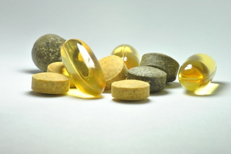 Pills for health
