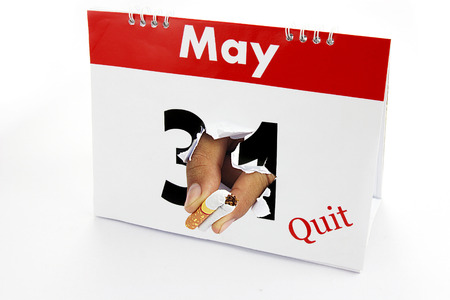 quit: 13 May quit smoke
