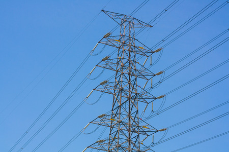 lines: High-voltage lines