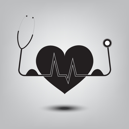 Concept heart healthy . a muscular heart of strong heart healthy .