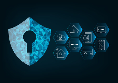 Cybersecurityconcept