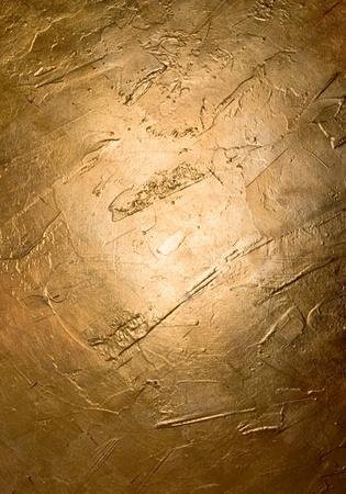 echtem gold plated Wand