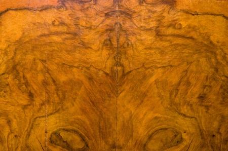 braun Walnut komplexe Textur