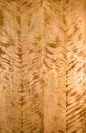 Oberfläche des wellig maple