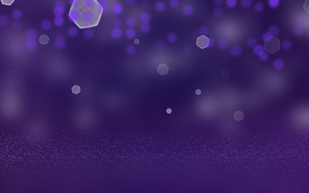 Colorful ultra violet abstract background with bokeh. Illustration. Stock Photo