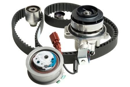 Water pump timing belt tensioners repair kit