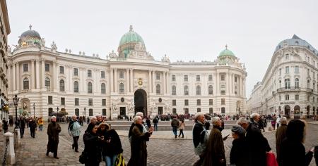 hofburg: Hofburg palace