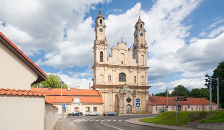 ascension: Church of the Ascension, Vilnius, Lithuania