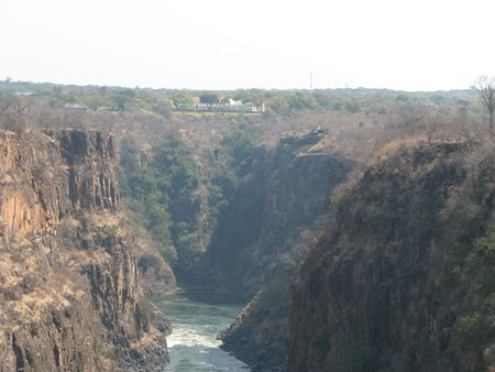 zambezi: Zambezi River Canion