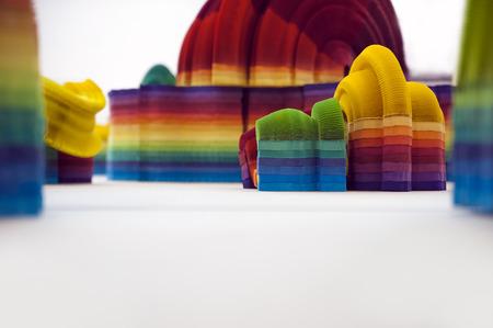 kleurrijke