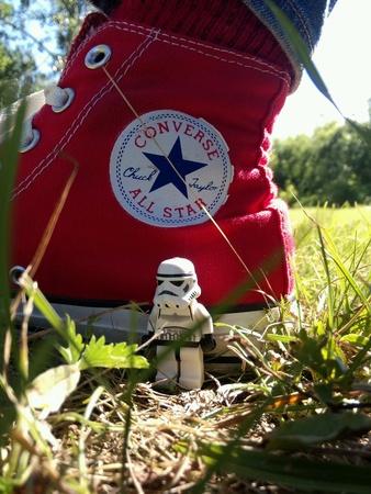 converse: Stormtrooper