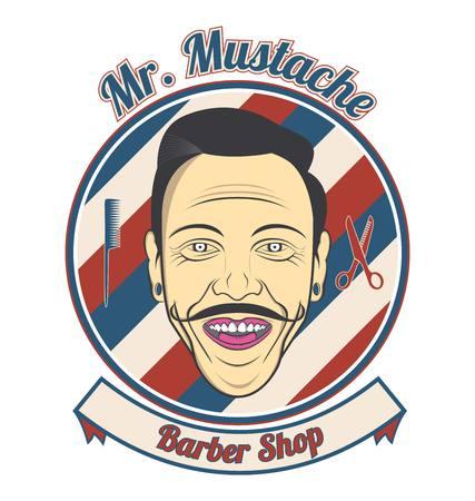 barbershop: Mustache Barber Shop