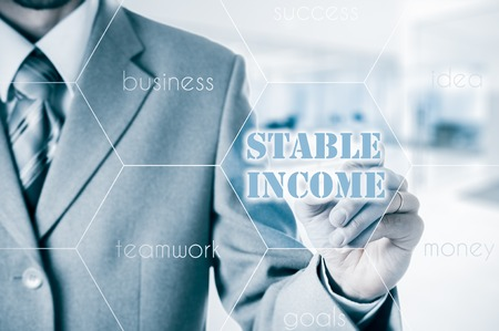 stable income. the concept of financial management.