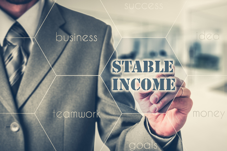 sustained: stable income. the concept of financial management.