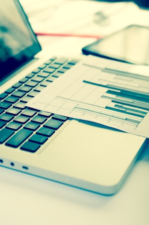 Advertising Commercial Promotion Digital Marketing Concept. Improving statistics. Reklamní fotografie