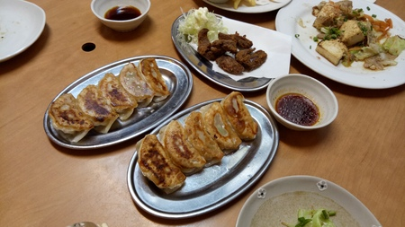 Japanese style Izakaya cuisine