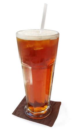 Beverage, tea, black tea, foam, drink, glass, breakfast, red, coffee, restaurant, cream, afternoon tea 版權商用圖片