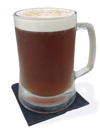 Tea, black tea, beer, foam, drink, glass, drink, afternoon tea, ice, milk,