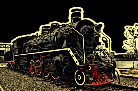 Locomotive 1469