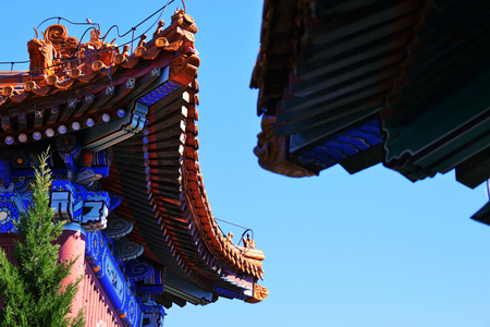 ancient chinese arch