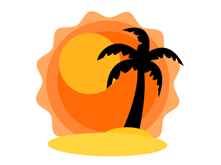 logo: Beach logo