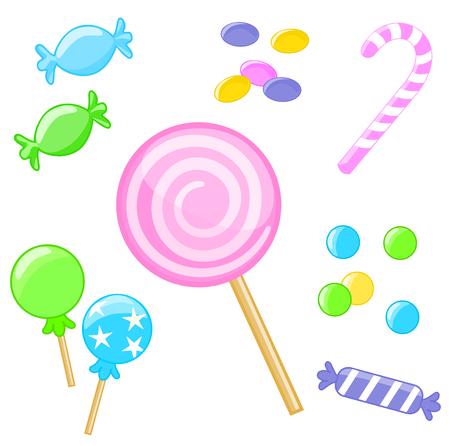 jellybean: Various sweets