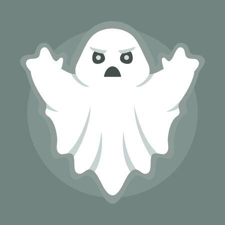 Little spooky ghost