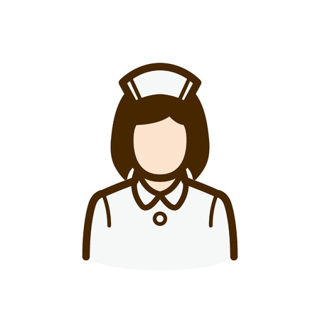 cartoon nurse: nurse