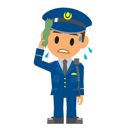 police man: Police , Security guard