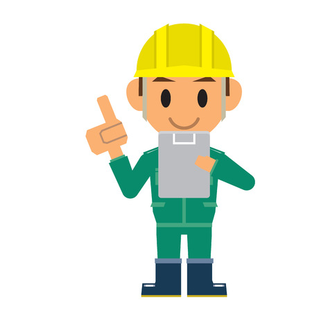 indicative: worker