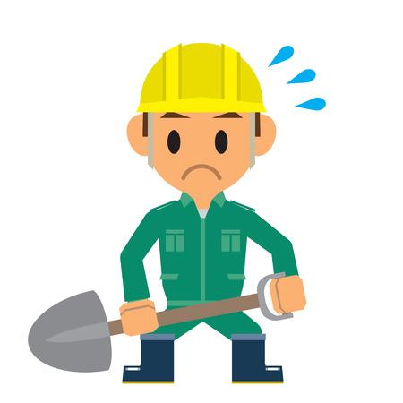 works: worker