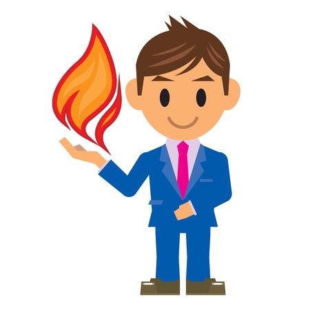 estereotipo: hombre de negocios