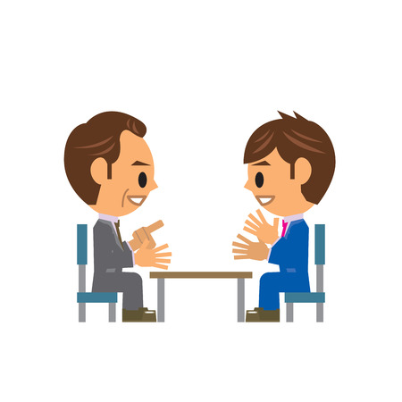 business meeting asian: homme d'affaires