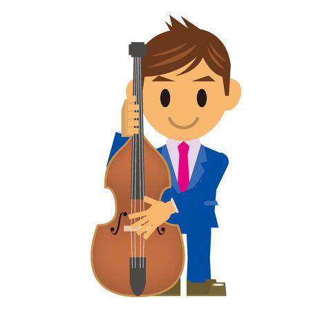 contra bass: Musician