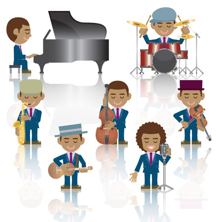 rock n roll: Musician