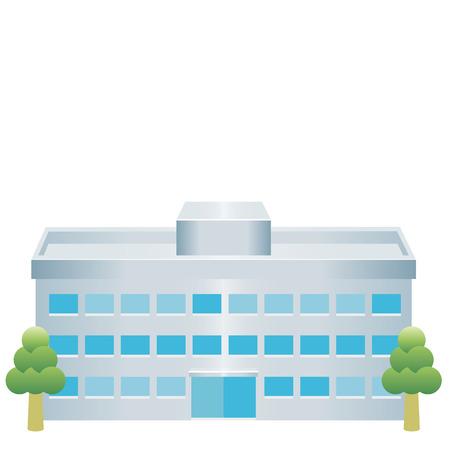 建物のアイコン