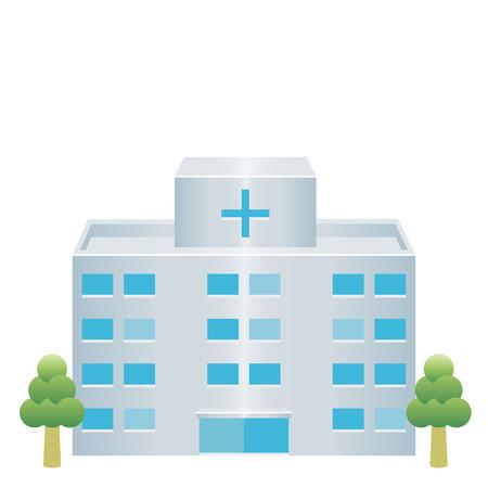 ziekenhuis icoon