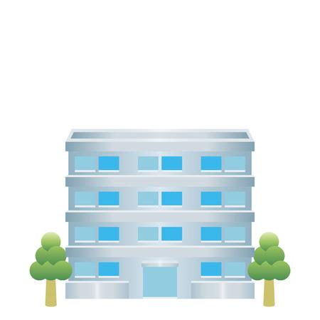 building icon Çizim