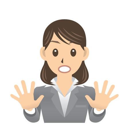 zakelijke vrouw: zakenvrouw